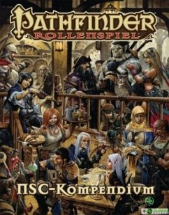 Pathfinder NSC-Kompendium Taschenbuch - Buhlman, Jason