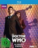 Doctor Who - Die komplette 4. Staffel Bluray Box