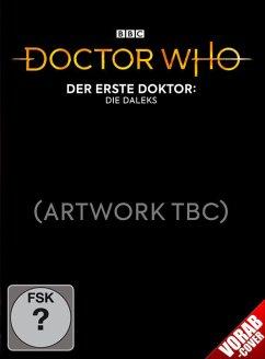 Doctor Who - Der Erste Doktor: Die Daleks DVD-Box - Hartnell,William/Russell,William/Hill,Jacqueline/+