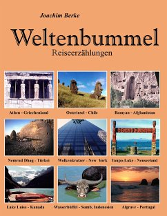 Weltenbummel - Berke, Joachim