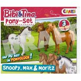 BT Bibi Blocksberg und Tina Pony-Set