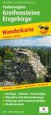 PUBLICPRESS Wanderkarte Ferienregion Greifensteine Erzgebirge