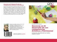 Docencia en El desarrollo de Las competencias Artistica y Patrimonial