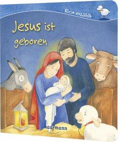 Jesus ist geboren - Tonner, Sebastian; Ignjatovic, Johanna