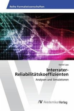 Interrater-Reliabilitätskoeffizienten