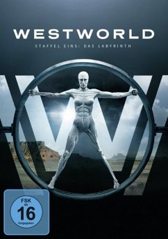 Westworld - Staffel 1: Das Labyrinth DVD-Box