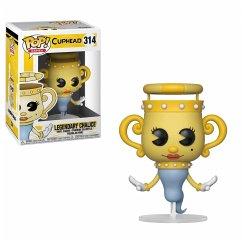 POP! Games: Cuphead S1- Legendary Ghost