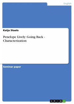 Penelope Lively: Going Back - Characterization (eBook, ePUB)