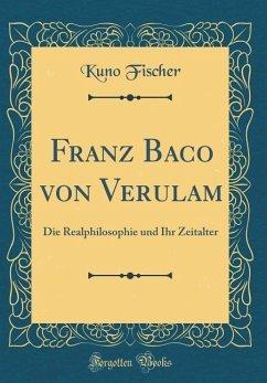 Franz Baco von Verulam