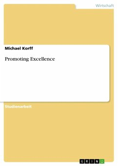 Promoting Excellence (eBook, ePUB)