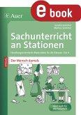 Sachunterricht an Stationen Spezial Mensch damals (eBook, PDF)