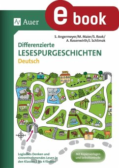 Differenzierte Lesespurgeschichten Deutsch (eBook, PDF) - Rosenwirth; Rook; Schlimok; Maier; Angermeyer