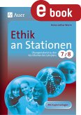 Ethik an Stationen (eBook, PDF)