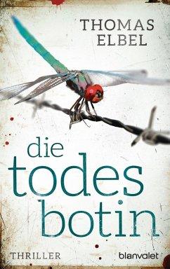 Die Todesbotin / Viktor Puppe Bd.2 (eBook, ePUB) - Elbel, Thomas