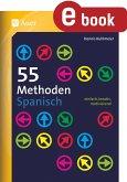 55 Methoden Spanisch (eBook, PDF)