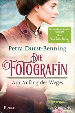 Am Anfang des Weges / Die Fotografin Bd.1 (eBook, ePUB) - Durst-Benning, Petra