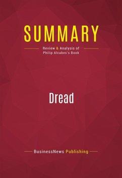 Summary: Dread (eBook, ePUB) - Publishing, Businessnews