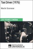 Taxi Driver de Martin Scorsese (eBook, ePUB)