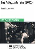 Les Adieux à la reine de Benoît Jacquot (eBook, ePUB)
