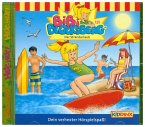 Bibi Blocksberg - Der Strandurlaub, 1 Audio-CD