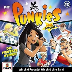 Die Punkies - Die perfekte Hymne!, 1 Audio-CD