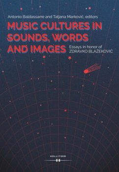 Music Cultures in Sounds, Words and Images