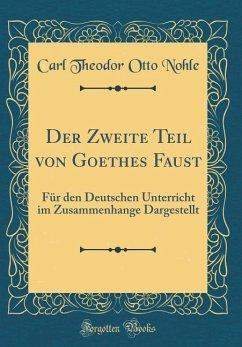 Der Zweite Teil von Goethes Faust