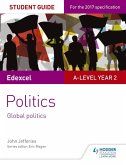 Edexcel A-level Politics Student Guide 5: Global Politics (eBook, ePUB)