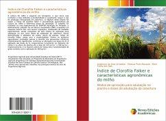 Índice de Clorofila Falker e características agronômicas do milho