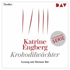 Krokodilwächter (MP3-Download) - Engberg, Katrine