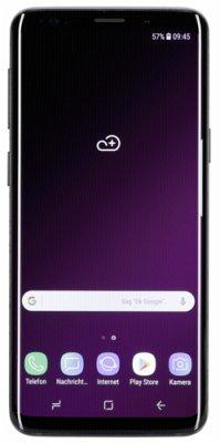 Samsung Galaxy S9 Dual SIM Midnight Black