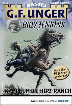 G. F. Unger Billy Jenkins 4 - Western (eBook, ePUB)