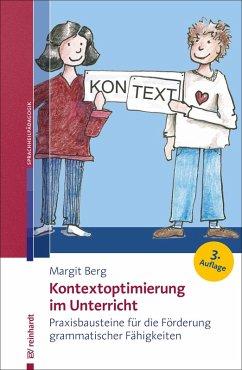 Kontextoptimierung im Unterricht (eBook, PDF) - Berg, Margit