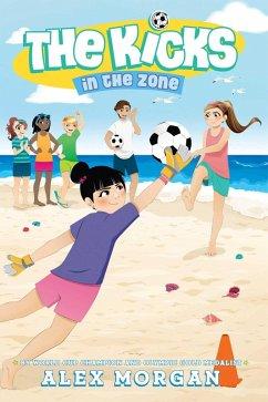 In the Zone (eBook, ePUB) - Morgan, Alex