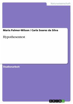 Hypothesentest (eBook, ePUB)
