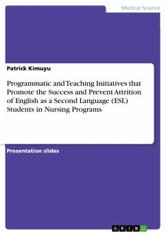 Programmatic and Teaching Initiatives that Prom...