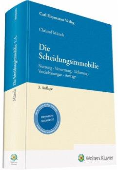 Die Scheidungsimmobilie - Münch, Christof