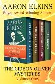 The Gideon Oliver Mysteries Volume One (eBook, ePUB)
