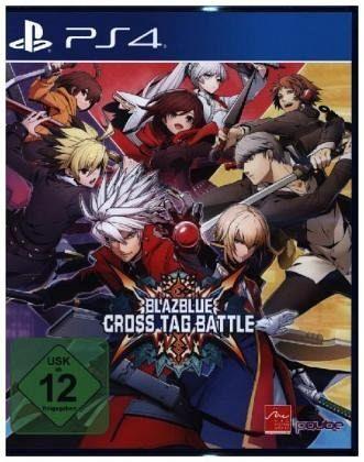 BlazBlue, Cross Tag Battle, 1 PS4-Blu-ray Disc