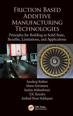 Friction Based Additive Manufacturing Technolog...