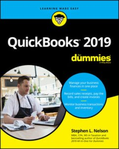 QuickBooks 2019 For Dummies
