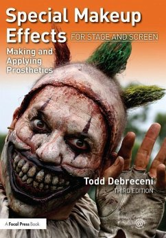 Special Makeup Effects for Stage and Screen - Debreceni, Todd