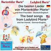 Die besten Kinderlieder von Marienkäfer Marie und ihren Freunden. Deutsch-Englisch / The best child songs from Ladybird Marie and her friends. German-English (MP3-Download)