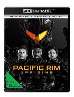 Pacific Rim: Uprising - John Boyega,Scott Eastwood,Jing Tian