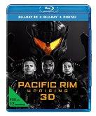 Pacific Rim: Uprising - 2 Disc Bluray