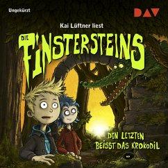 Den Letzten beißt das Krokodil / Die Finstersteins Bd.3 (MP3-Download) - Lüftner, Kai