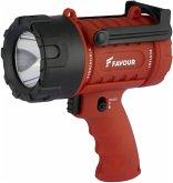 Favour LED Arbeits-Scheinwerfer 300m Reichweite, IP67 Rating