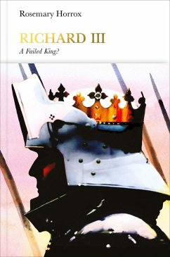 Richard III (Penguin Monarchs) (eBook, ePUB) - Horrox, Rosemary