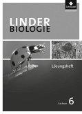 LINDER Biologie 6. Lösungen zum Arbeitsheft. Sekundarstufe 1. Sachsen