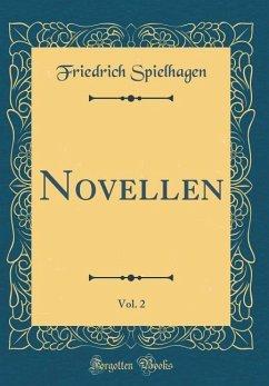 Novellen, Vol. 2 (Classic Reprint)